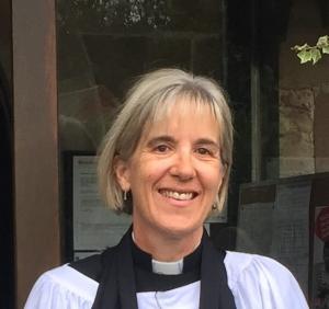 Ana Lawrence Rector of Holy Trinity Church